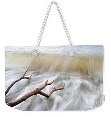 Branches In Water Weekender Tote Bag by Randi Grace Nilsberg