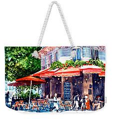 Brasserie Isle St. Louis Weekender Tote Bag