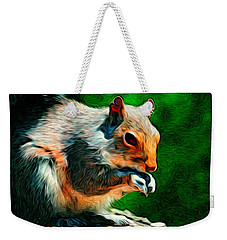 Brazen And Unrepentant Weekender Tote Bag