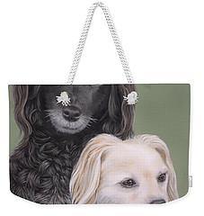 Brea And Randy Weekender Tote Bag