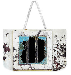 Break Out Weekender Tote Bag