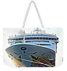 Breakaway Norwegian Weekender Tote Bag