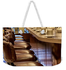 Breakfast And Lunch Weekender Tote Bag