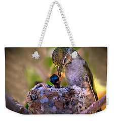 Breakfast Weekender Tote Bag by Robert Bales