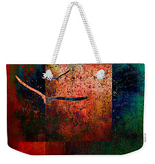Breaking Free Weekender Tote Bag