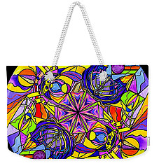 Breaking Through Barriers Weekender Tote Bag