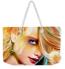 Breathing Underwater Amphibious Me Weekender Tote Bag