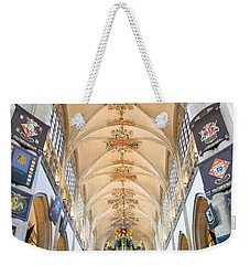 Breda Cathedral Weekender Tote Bag