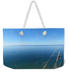 Breeze In Blue Weekender Tote Bag