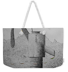 Breezing Into Blooms Weekender Tote Bag