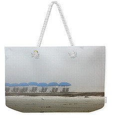 'brella Pattern Weekender Tote Bag by Kay Lovingood