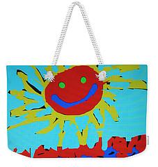 Brians Art Weekender Tote Bag