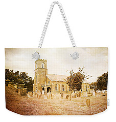 Brick Church In Montgomery Weekender Tote Bag