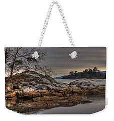 Tranquil Waters Weekender Tote Bag