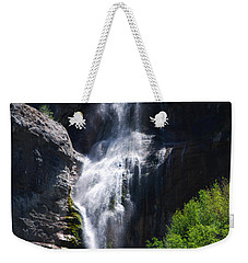 #bridalveilfalls Weekender Tote Bag by Becky Furgason