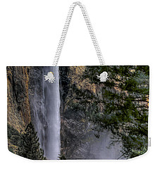 Bridalveil Falls Weekender Tote Bag by Bill Gallagher
