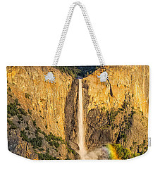 Bridalveil Falls Weekender Tote Bag by Patricia Davidson