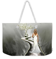 Bride Of Christ Weekender Tote Bag