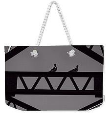Bridge Abstract Weekender Tote Bag