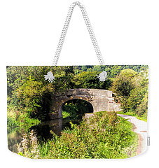 Bridge Over Still Waters Weekender Tote Bag