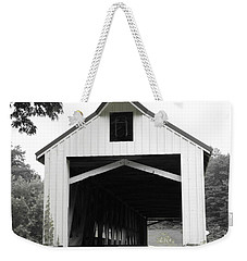 Bridge Over Troubled Waters Weekender Tote Bag