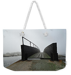 Bridge Weekender Tote Bag by Randi Grace Nilsberg