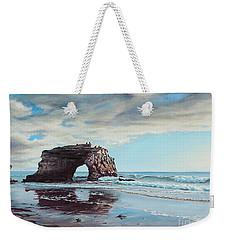 Bridge Rock Weekender Tote Bag