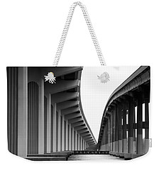 Bridge To Nowhere Weekender Tote Bag