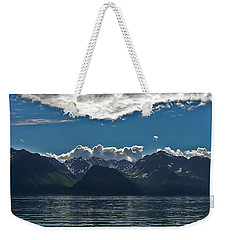 Bright And Cloudy Weekender Tote Bag by Aimee L Maher Photography and Art Visit ALMGallerydotcom