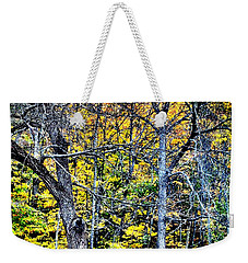 Bright Darkness Weekender Tote Bag