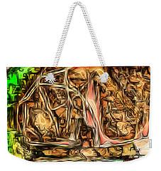 Bright Gloomy Roar Oar  Weekender Tote Bag
