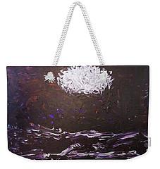 Bright Night Weekender Tote Bag