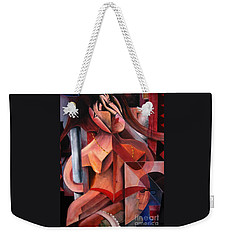 Compensations.. Well ? Weekender Tote Bag
