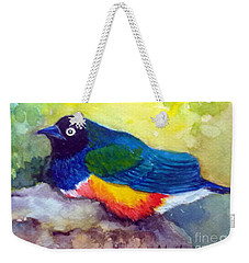 Brilliant Starling Weekender Tote Bag