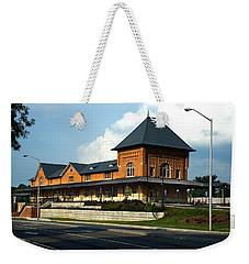Bristol Train Station Bristol Virginia Weekender Tote Bag