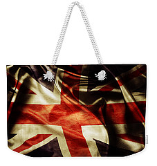 British Flag  Weekender Tote Bag