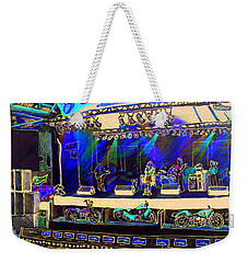 Broadband At The Broken Spoke Saloon Weekender Tote Bag