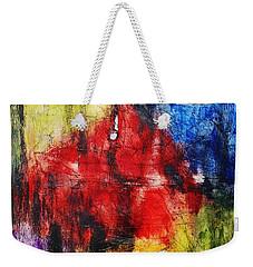 Broken 4 Weekender Tote Bag by Michael Cross