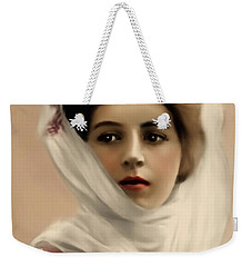 Broken Promises Weekender Tote Bag