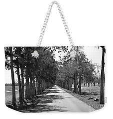 Broken Road Weekender Tote Bag