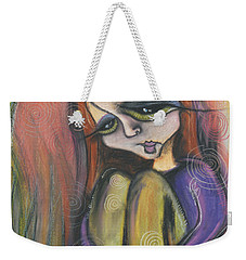 Broken Spirit Weekender Tote Bag