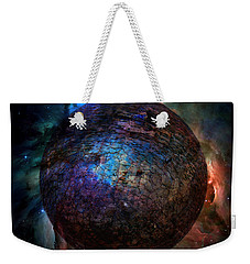 Broken World Weekender Tote Bag
