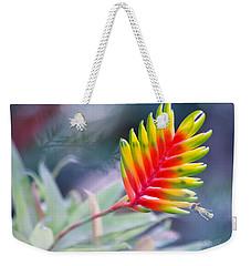 Bromeliad Beauty Weekender Tote Bag