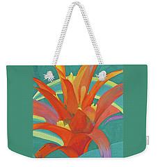 Bromeliad Glow Weekender Tote Bag