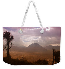 Bromo Weekender Tote Bag by Miguel Winterpacht