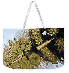 Bronson's Pond Weekender Tote Bag