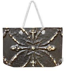 Bronze Weekender Tote Bag