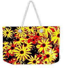 Brown Eyed Susans I Weekender Tote Bag