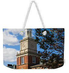 Browning Building At  A P S U Weekender Tote Bag
