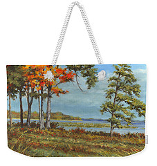 Browns Bay Weekender Tote Bag